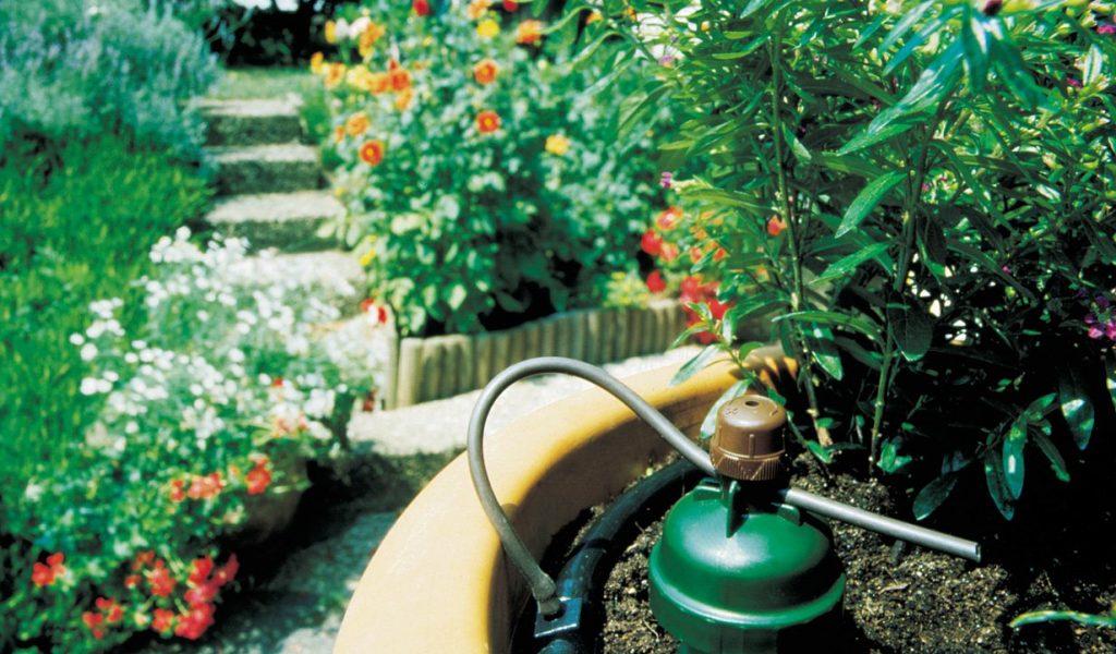 irrigazione per balconi e terrazze