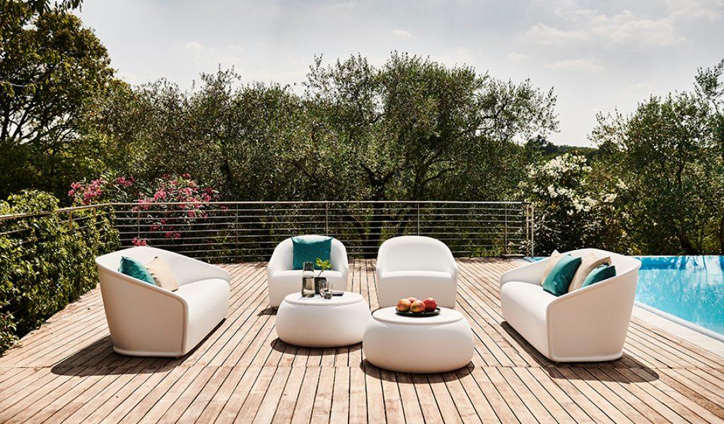 Arredo giardino e terrazzo